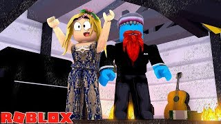 I RUINED LITTLE KELLY'S PROM NIGHT !! Sharky Roblox