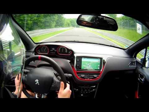 208 GTi Nurburgring Alrik 07/06/16