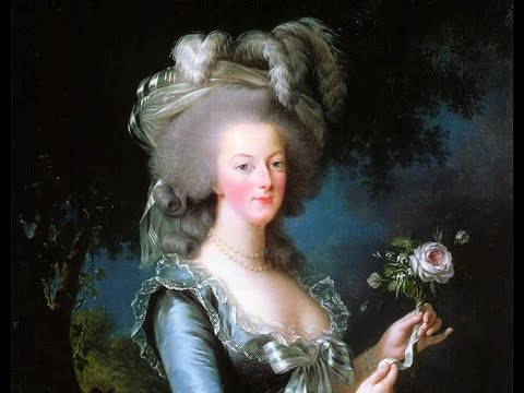 ASMR - History of Marie Antoinette (featuring DonnaASMR) poster