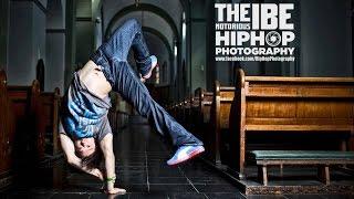 Bboy blond The Living Legend 2015
