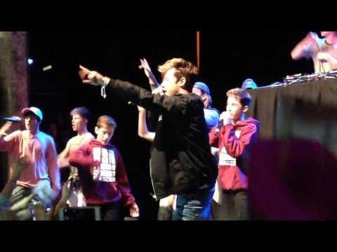 Cameron Dallas She Bad - MAGCON Brisbane The Tivoli Qld. 6/7/16