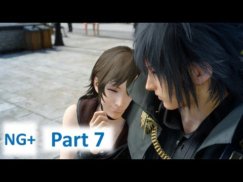 Final Fantasy XV - New Game + - Part 7 - A Stroll For Two