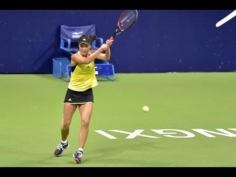 Shuai Peng  Lin Zhu  Quarterfinal  WTA Jiangxi Open 2017