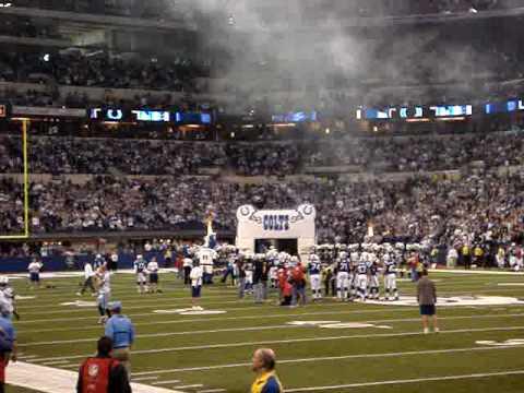 Colts Game Dec 2008