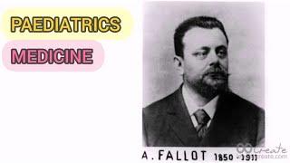 ToF pertama kali dipublikasikan pada tahun 1888 oleh Fallot, merupakan Penyakit Jantung Bawaan Siano.