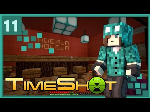 TimeShot SMP - E11 - Puddzee's Downunder Soup & Juice Bar!