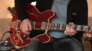 1965 Gibson ES-345 with Okko Diablo & Varitone Demo PART 2