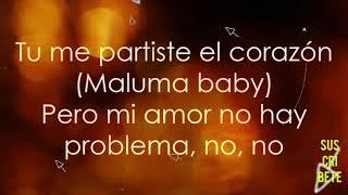 Corazón - Maluma - Letra