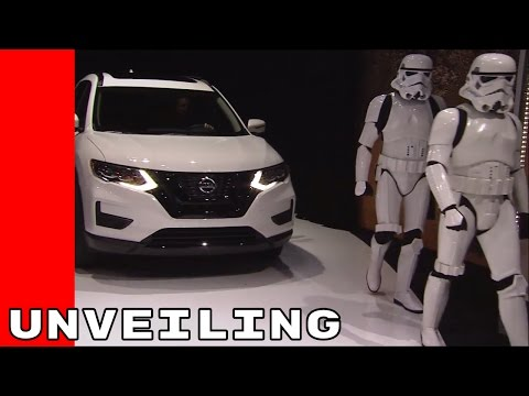 2017 Nissan Rogue Star Wars Limited Edition Unveiling and Production