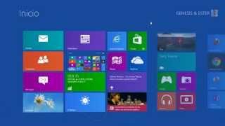 Como usar Windows 8 (facil)