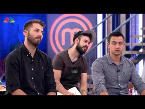 MasterChef Greece - 2.7.17 - Επεισόδιο 49 - Master Class