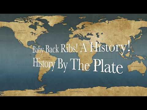 Baby Back Ribs! A Brief History!