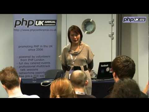 PHP UK Conference 2012 - Cheat your way with UX, by Stephanie Troeth