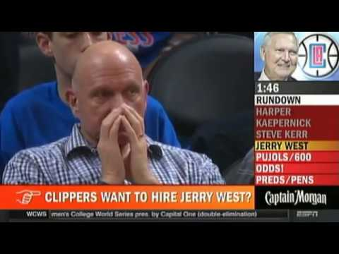 Thumbnail: Jerry West going to the Clippers?