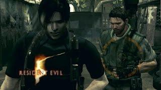 Resident Evil 5 (PC)- Mod Evolution Leon e Chris