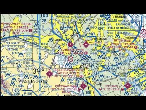 EAA Webinar- Using VFR Sectional Charts