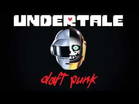 Megalovania vs Harder Better Faster Stronger [Undertale|Daft Punk]