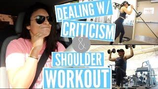 Gym Drama & Shoulder Workout|| Episode 3