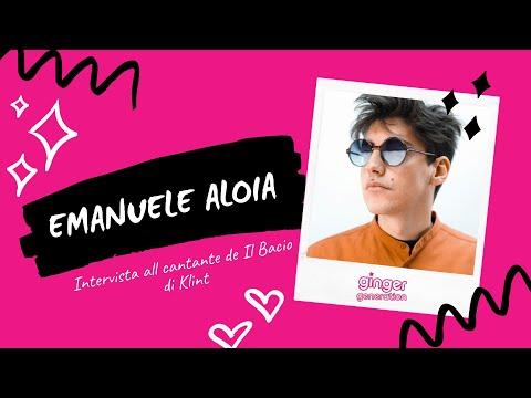 Emanuele Aloia spiega il significato di Il bacio di Klimt | Intervista
