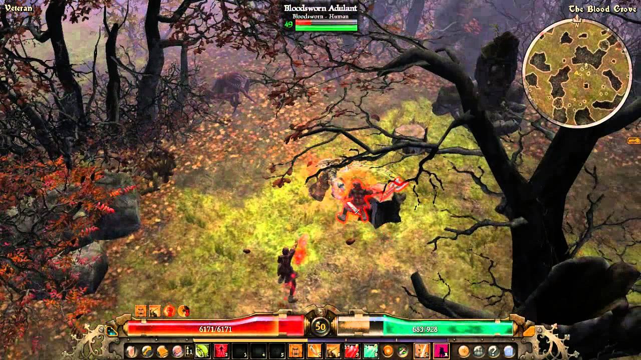 Grim Dawn Shrine Locations Act 3 #The Blood Grove #6