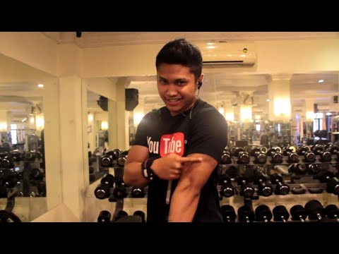 Cara Melatih Otot Trisep (Tricep Workout Tutorial) | INDOFITNESS