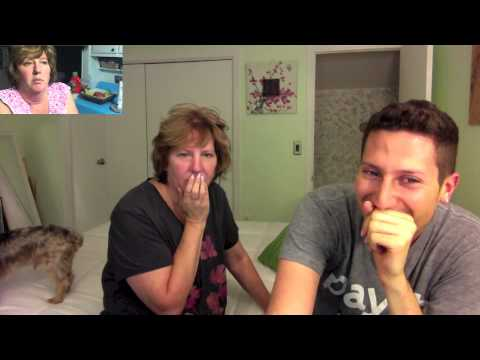 Mom\'s Reaction to her Sleepwalking Video