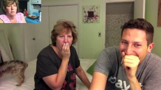 Mom's Reaction to her Sleepwalking Video thumbnail