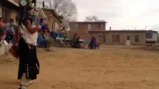 Hopi Buffalo Dance 02/03/2013