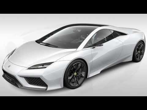 2010 Lotus Esprit And Elan Concepts Youtube