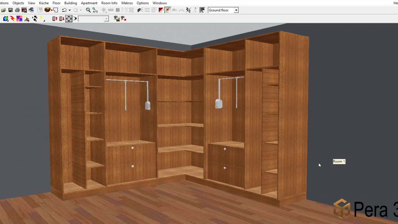 Closet Design Software Cabinet Design Software Pera 3d