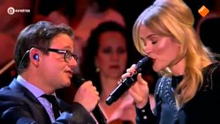 Ilse DeLange & Guus Meeuwis - Vincent (Starry Starry Night) - Nieuwjaarsconcert 2015