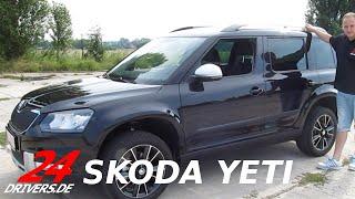 24drivers Let´s test it - Skoda Yeti