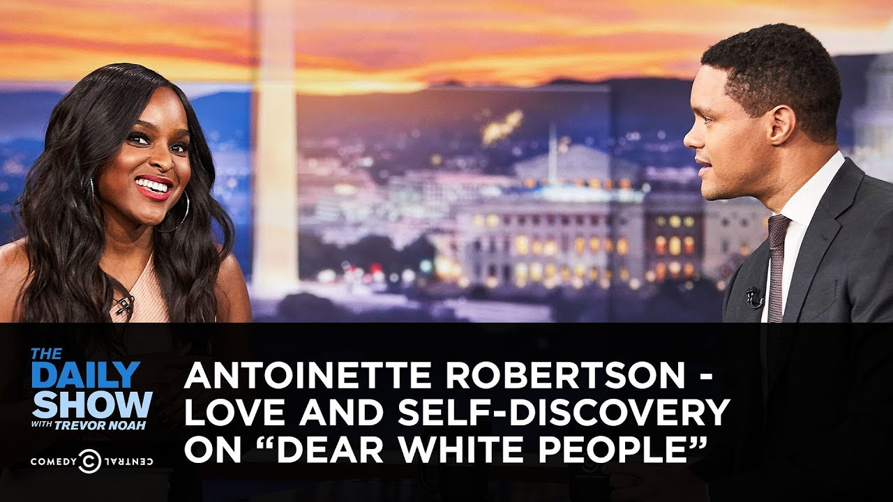"""Download Antoinette Robertson - Love and Self-Discovery on """"Dear White People"""" 