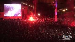 Fin du match Montpellier-Lille (à regarder en HD...)