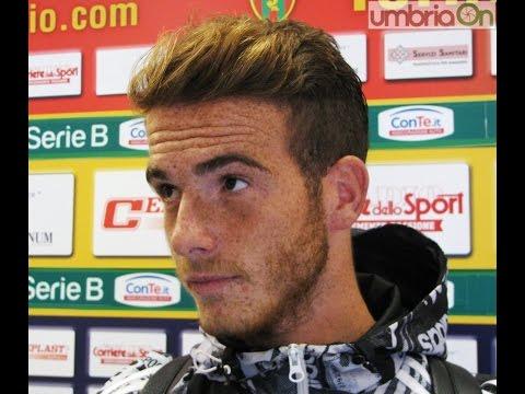 Ternana-Avellino, il prepartita di Antonio Palumbo: «Grande gara a Latina, continuare così»