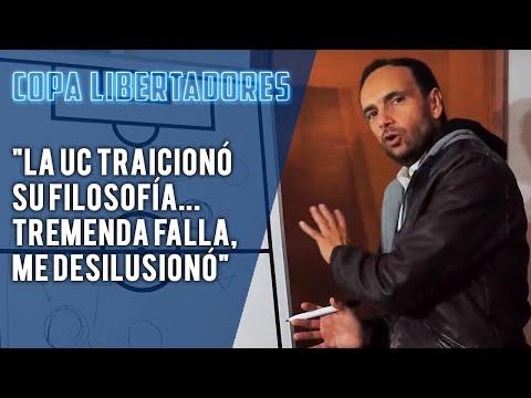 Copa Libertadores: UC y Palestino con Rodrigo Sepúlveda #Sepu / Fútbol Internacional