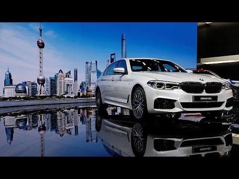 Shanghai Auto Show: SUVs versus NEVs - economy