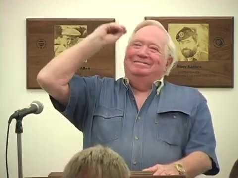 2010 Hall of Fame Induction Joe Kittinger