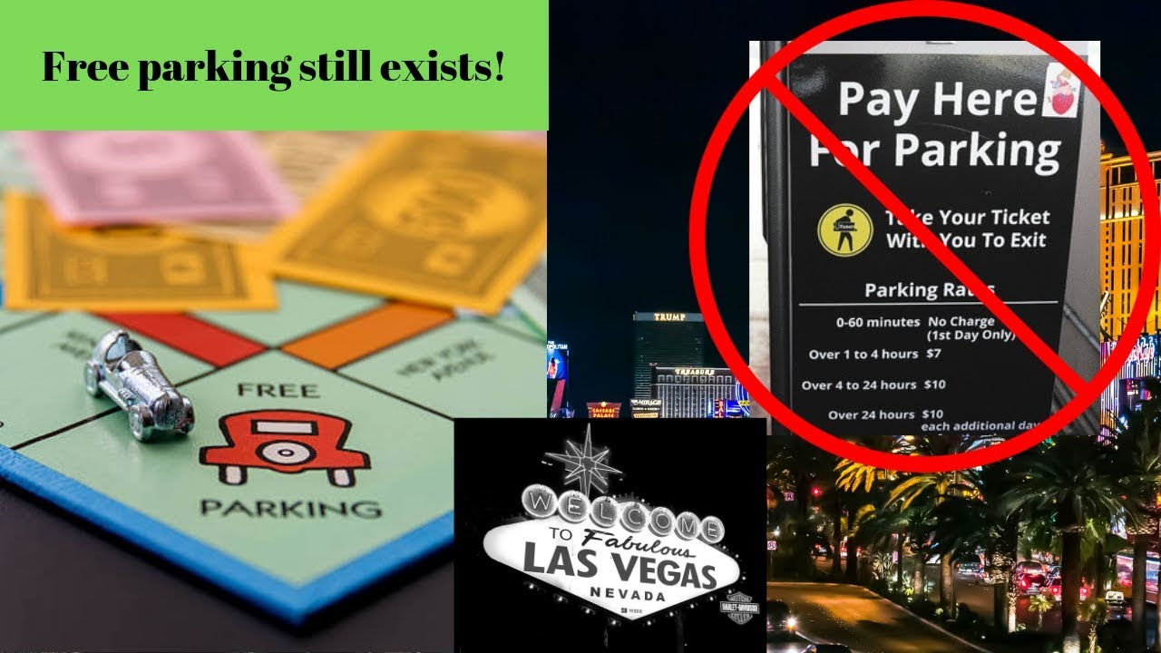 Las Vegas Strip Casinos | FREE Parking in Vegas 2019