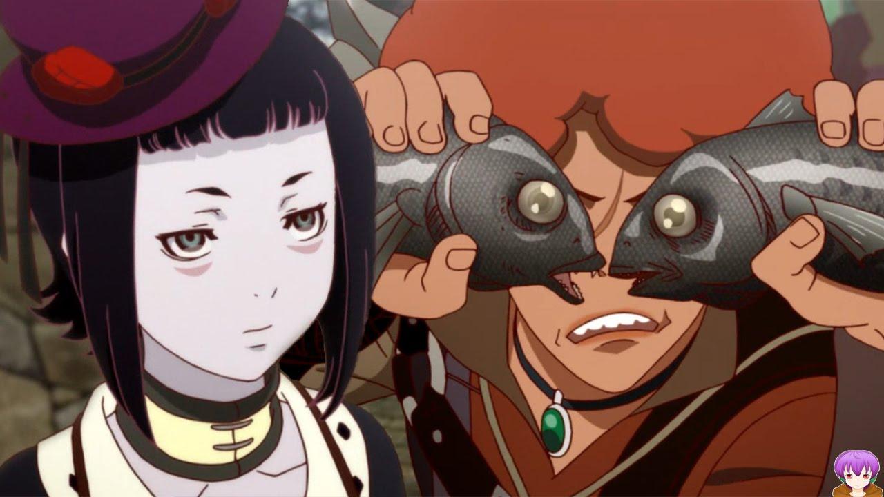 Wallpaper Zombie Girl Shingeki No Bahamut Genesis Episode 4 Anime Review