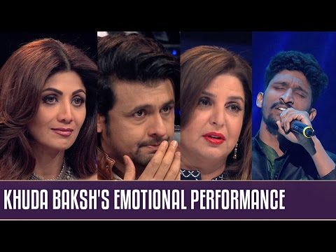 Indian Idol 9 | Episode 25 | Khuda Baksh's EMOTIONAL tribute to his dad made everyone CRY