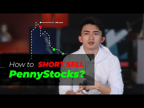 How to start SHORT selling Penny Stocks. (What you NEED to know as a beginner)