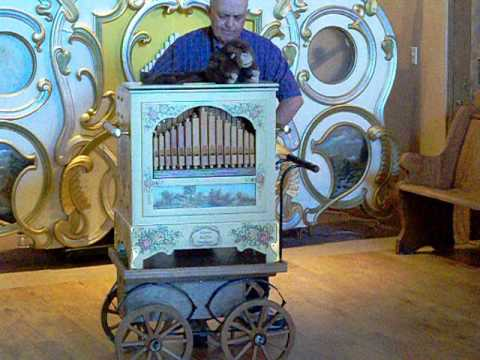 Street organ made for the music house in 2007 youtube for House music 2007