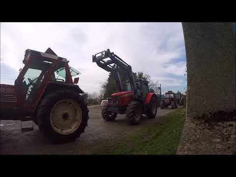 Daingean Tractor Run 2018 - GoPro (HD)