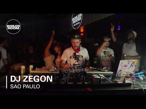 DJ Zegon Boiler Room São Paulo DJ Set
