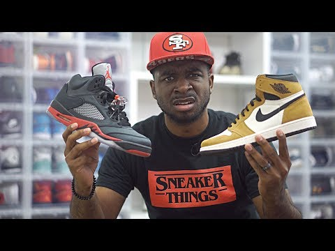 Why I HATE Sneaker Reviews!