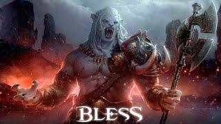 Bless Online - Первый взгляд. Первый стрим.