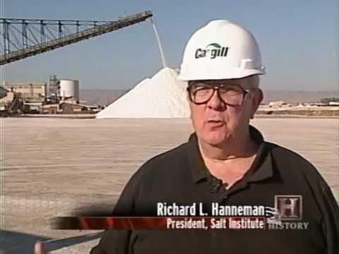 Modern Marvels   Salt Mines