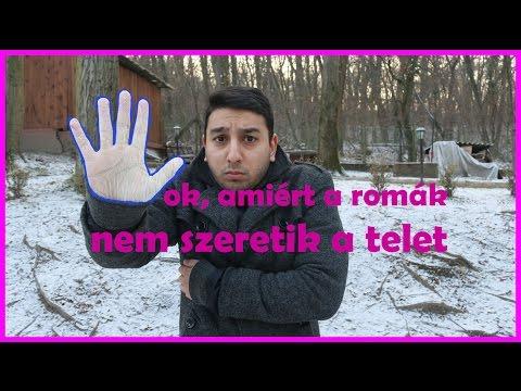 5 ok, amiért a romák nem szeretik a telet
