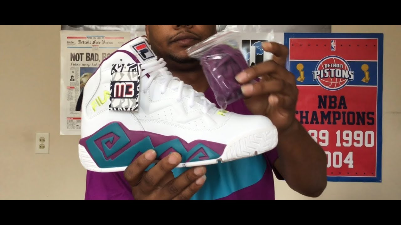 jamal mashburn sneakers